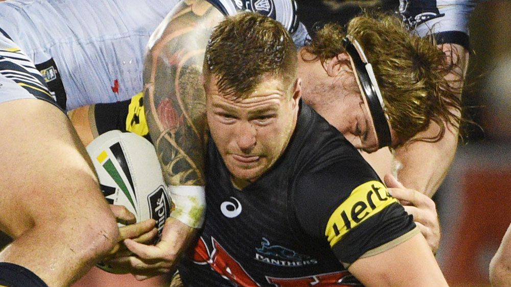 Matt Scott said Trent Merrin admitted trying to win a penalty. (AAP)