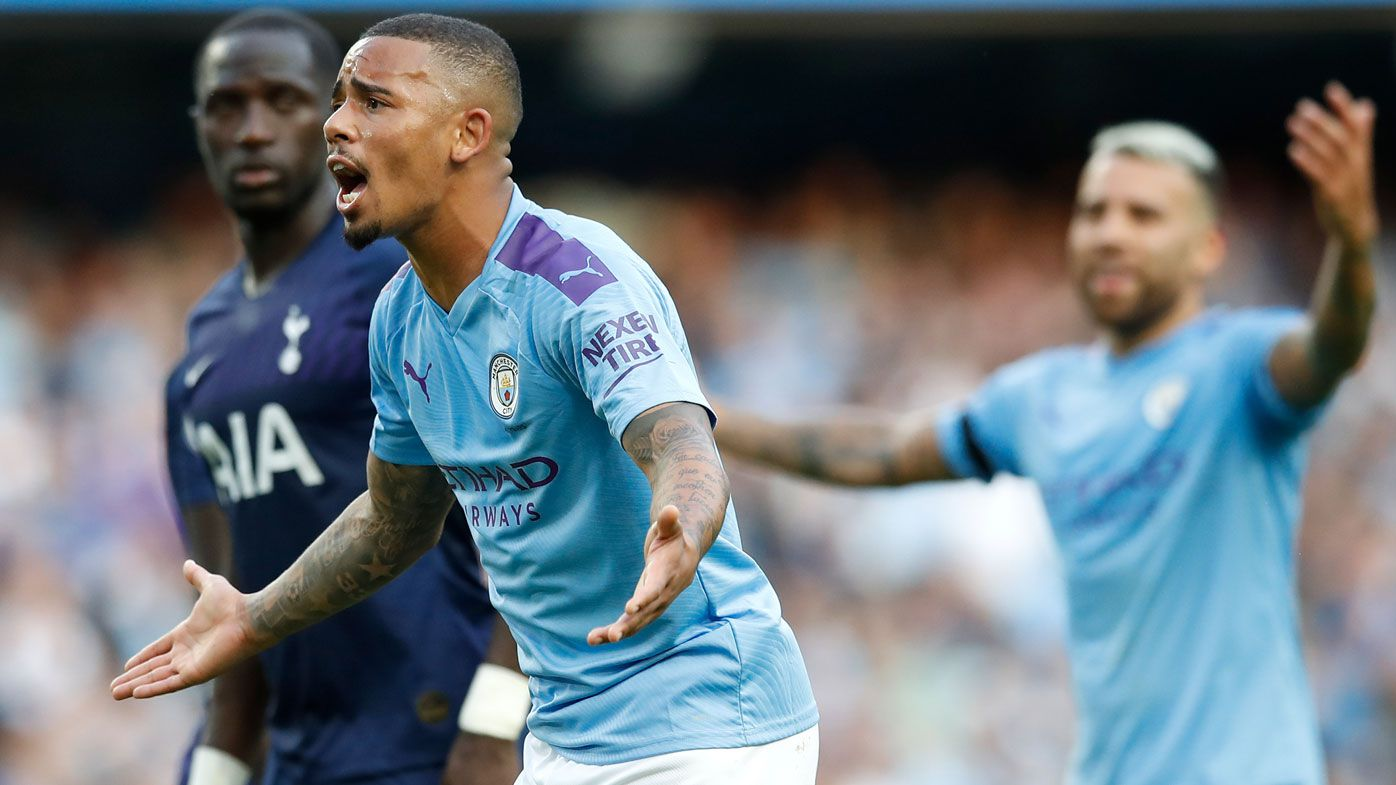 Manchester City denied win as VAR earns Spurs a point, Liverpool beat Southampton