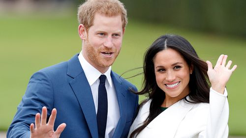 Prince Harry will marry Meghan Markle on May 19.