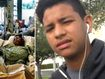 Hero teen used body as shield in Florida shooting massacre