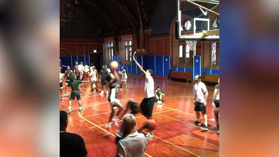 Nike turned this Chicago church into a swish basketball training centre