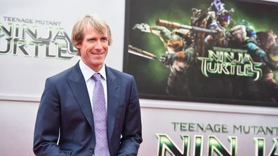 Director Michael Bay's Transformers 4 topped the list, but his Teenage Ninja Mutant Turtles also made the list. (Getty Images)