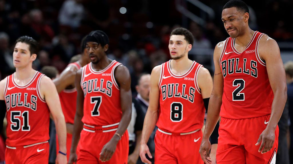 08f22dc7c The decision to drop Parker from the rotation continues what has been a  dysfunctional season for the Bulls so far (AAP)