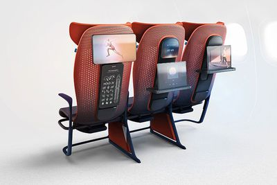 "Layer's ""smart seat"" prototype,  Move"