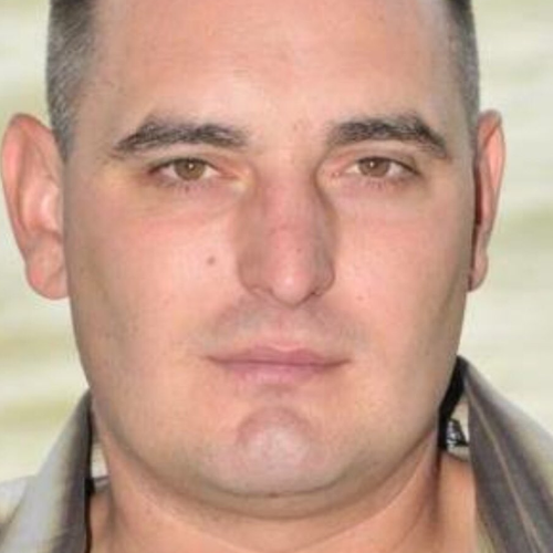 Goran Stevanovic's decomposing body was found in a unti at Sadlier, south-west of Sydney on the weekend.