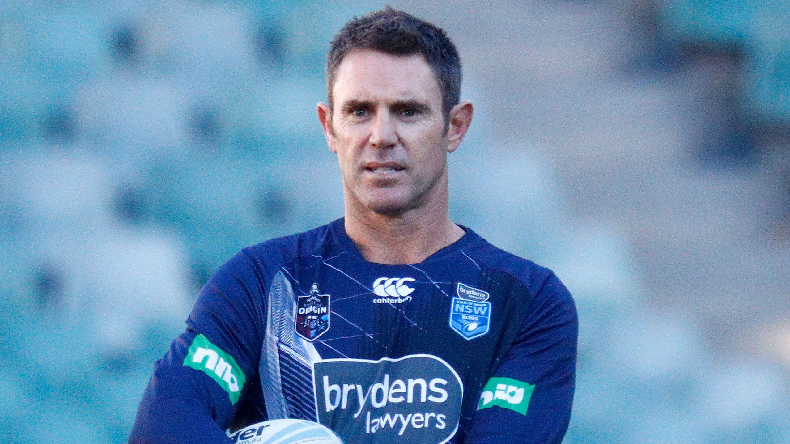 NSW coach Brad Fittler.