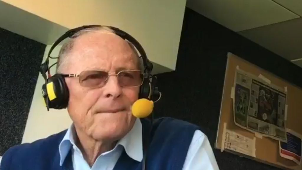 Geoff Boycott the victim of a prank on BBC radio