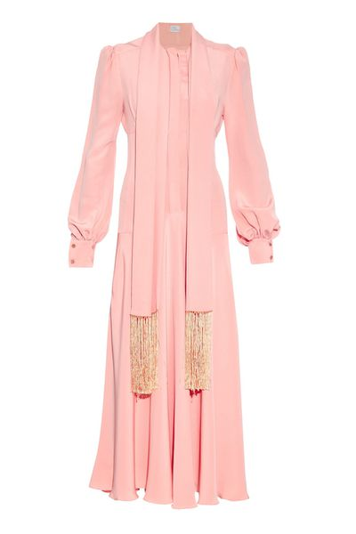 """<p>We like all our evening gowns to have gratuitous tassels, and be in <a href=""""http://honey.ninemsn.com.au/2015/08/03/11/00/blush-pink-rose"""" target=""""_blank"""">this season's hottest hue</a>.</p>"""