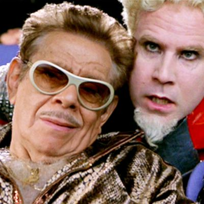 Jerry Stiller and Will Ferrell: 2001