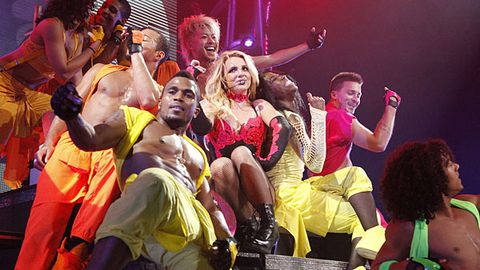 Britney had orgies with her backup dancers, claims ex bodyguard