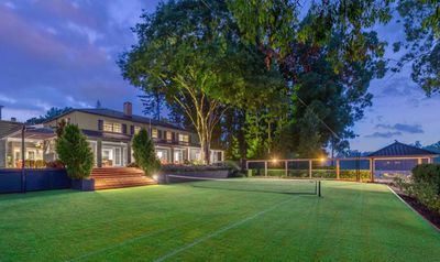 Home Court Advantage Aussie Houses With Their Very Own Tennis