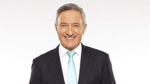 Ken Sutcliffe is retiring. (Nine Network)