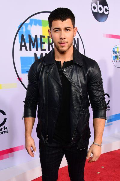Musician Nick Jonas
