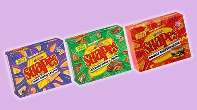 Arnott's Shapes fans clash over new summer flavour range