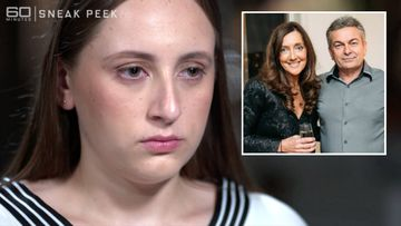 Sarah Ristevski asked killer dad 'if he had anything to do with it'