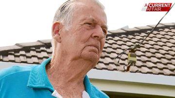 Retiree, 90, mows down elderly neighbour over feud