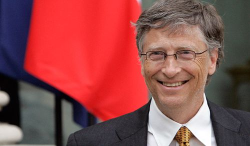 Microsoft founder Bill Gates. (AAP)