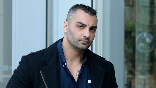 "Former Comancheros boss Mahmoud ""Mick"" Hawi has been shot. (AAP)"