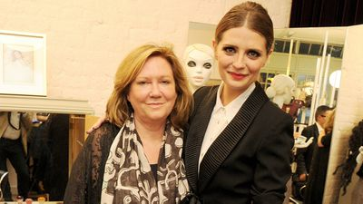 Mischa Barton's 'greedy stage mother' Nuala