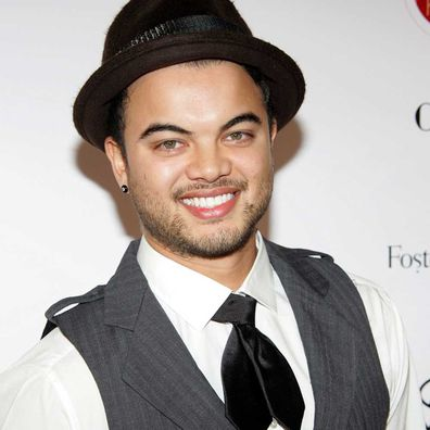 Guy Sebastian arrives at Stardust Pictures and Jamie Kennedy Host Haven Oscar Week Reception at Haven by HFM on February 19, 2009.