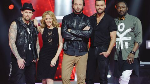 Dancing Kylie, heart-throbs and closet rock stars: TheFIX previews The Voice season three's first episode