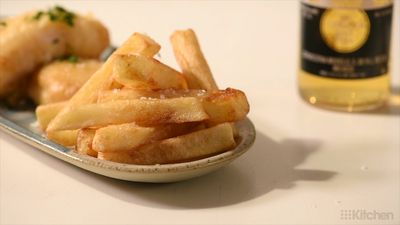 French Fries in Europe to be an inch shorter