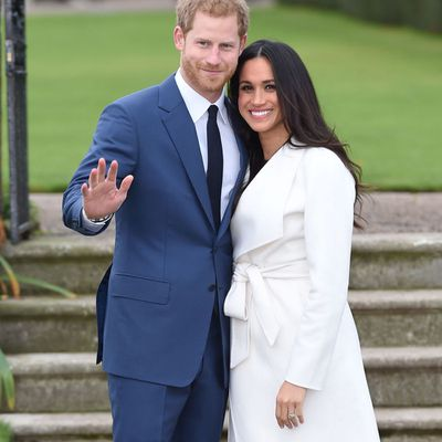 Prince Harry and Meghan Markle announce their engagement: November 27, 2017