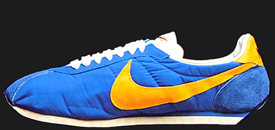 <strong>Nike Waffle trainer (1974)</strong>