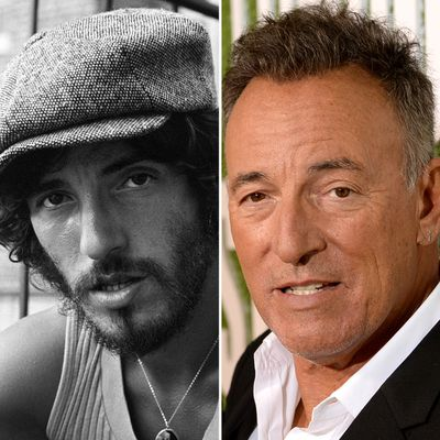Bruce Springsteen: 1975 and 2019