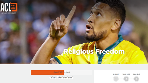At the time of writing the campaign has raised $1.6m and counting.