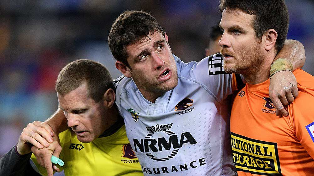Broncos sweat on McCullough knee injury