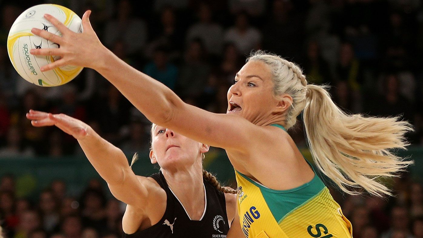 Australian Diamonds beat New Zealand Silver Ferns to win netball Quad Series title