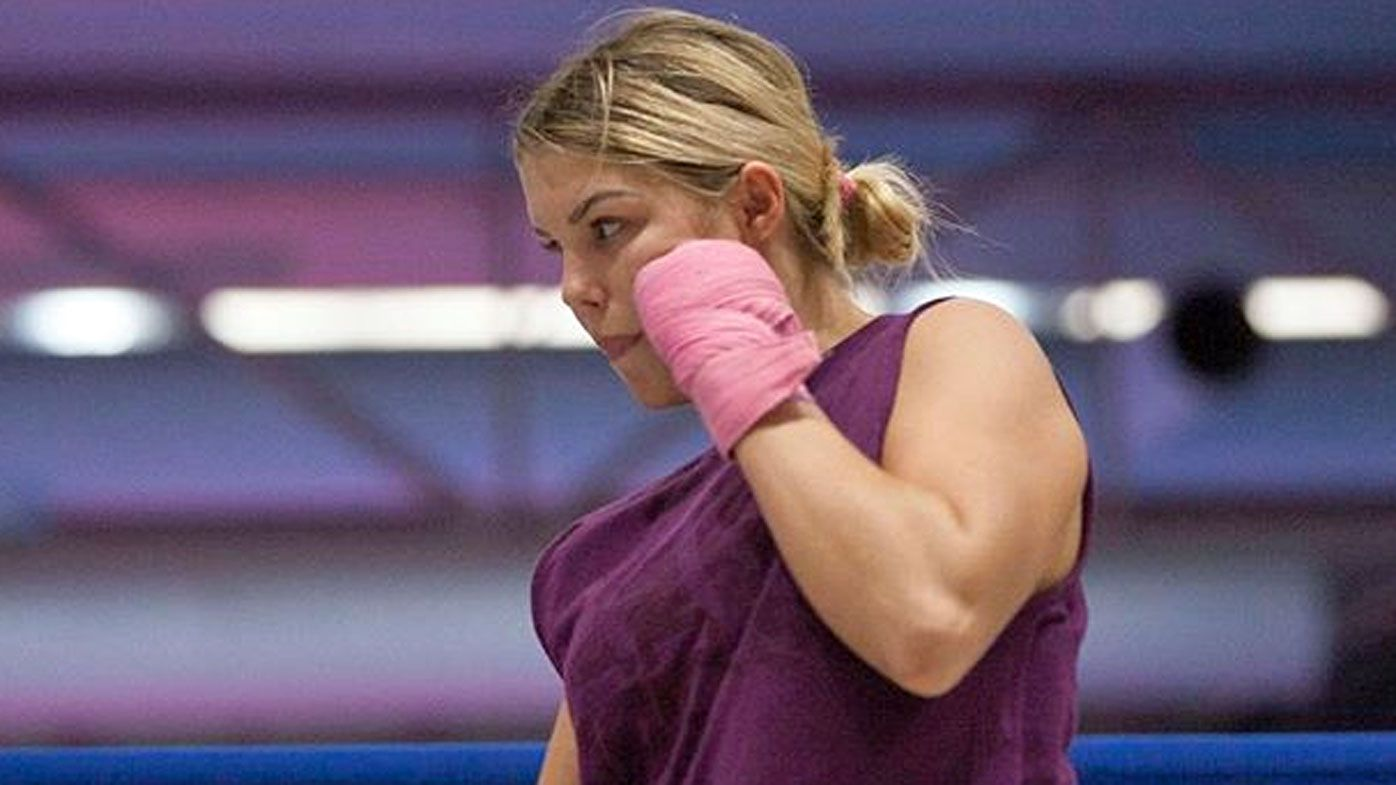 Queensland boxer Taylah Robertson claims first Games medal without even fighting