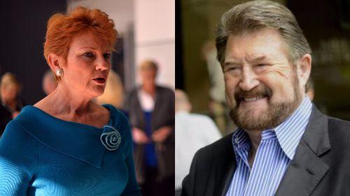 Pauline Hanson full of it, says Senator Hinch