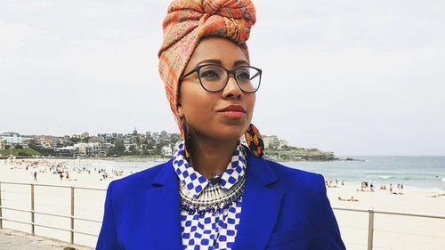Yassmin Abdel-Magied moved to London last year following a string of controversial statements. (Facebook)
