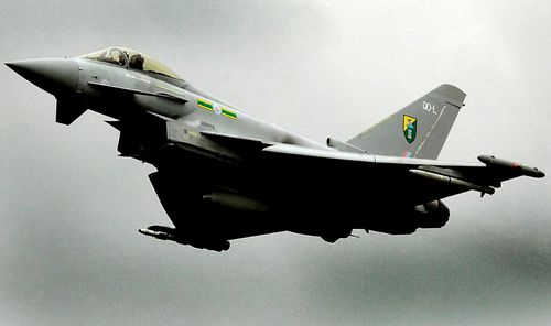 Spanish fighter jet accidentally fires missile over Estonia