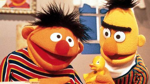Should Bert and Ernie get married?