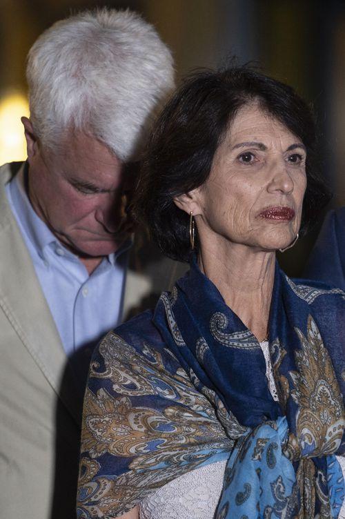 John and Diane Foley, parents of slain journalist James Foley.