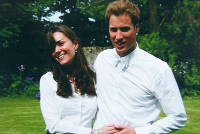 Kate enrolled at the University of St. Andrews - where her future husband also studied.