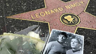<p>Actor Leonard Nimoy, who won a worldwide fan base as the pointy-eared half-human, half-Vulcan Mr Spock in the blockbuster Star Trek television and film franchise, has died at age 83. </p>  <p>Nimoy, who suffered from chronic obstructive pulmonary disease, died at his home in Los Angeles. </p>  <strong><p>Click through to see moments from the beloved actor's life and career.</p></strong>