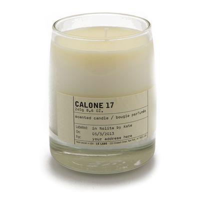 "<a href=""http://mecca.com.au/le-labo/calone-17-candle/I-007188.html"" target=""_blank"">Le Labo Calone 17 Candle, $112.</a>"