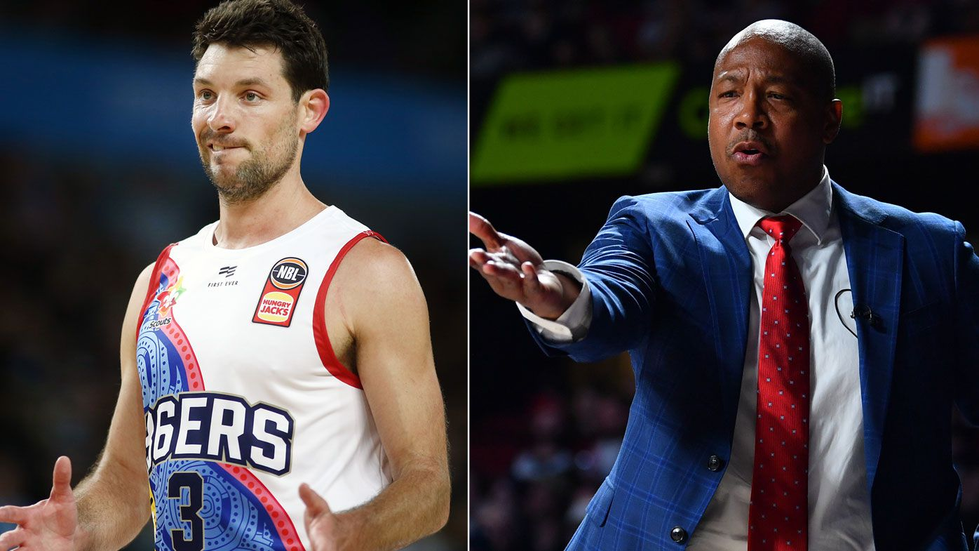 NBL rocked as Adelaide 36ers captain outs coach's abusive messages