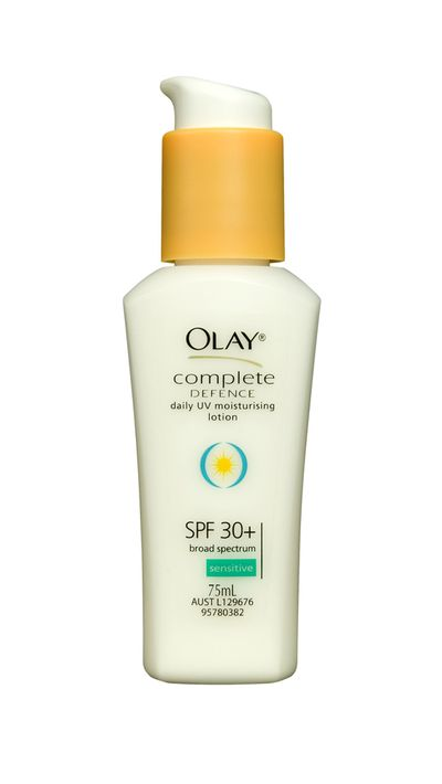<p>A heavy-duty sunscreen that's extra kind to your skin.</p>