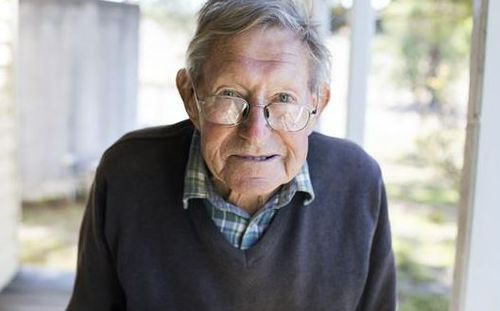Mr Smith does not have a history of dementia but requires medication for chronic ulcers and pain relief.