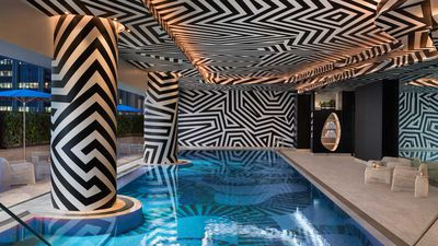 Hotel review: W Brisbane, bringing the glitz to Bris-Vegas