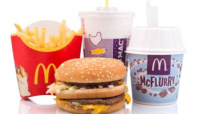 McDonald's celebrates cheeseburger day with big giveaway