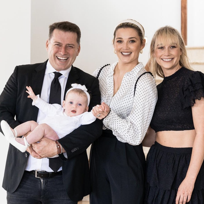 Karl Stefanovic and Jasmine Yarbrough: November 2020