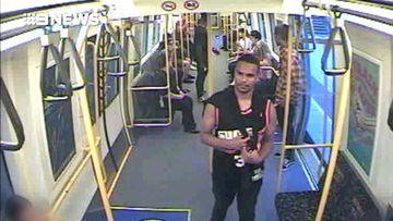 Teen suffers life-threatening injuries in bashing on train