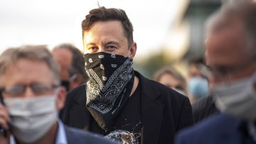 Elon Musk is now the third-richest person on Earth.