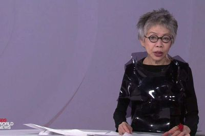 """<p>News headlines may come and go but the sartorial footprint left on the floor of the SBS newsroom by Lee Lin Chin will never be erased.</p> <p>The veteran journalist whose humour, intelligence and avant-garde sense of style was a staple on World News for over 30 years<a href=""""https://thefix.nine.com.au/2018/07/30/06/09/sbs-world-news-presenter-lee-lin-chin-last-bulletin"""" target=""""_blank"""" title="""", delivered her final bulletin for the broadcaster last night."""" draggable=""""false"""">, delivered her final bulletin for the broadcaster last night.</a></p> <p>Clad in an outfit that can only be described as part-Darth Vader and part-performance art, the Jakarta-born newsreader gave her final bow as fashion's favourite newsreader.</p> <p>""""Over the years, all my colleagues have featured very prominently and positively in both my life at the network and in my personal life,"""" said Chin.</p> <p>""""I am saddest of all to leave you the audience. Thank you for watching and a very good night.""""</p> <p>Besides her ability to mix humour and hard news, Chin is without a doubt one of Australia's most innovative style stars. Her fondness for eschewing trends and 'IT' labels saw her spend her time behind the desk in outfits that featured everything from oversized collars, veils, suspenders, bowties to sunglasses with mirrors and embellishments. </p> <p>The former SBS newscaster was a spark of colour in what can be a sea of beige in the news world, a true original who always marched to the beat of her own drum.</p> <p>""""She never wears two pieces the same,""""said <a href=""""http://https://www.sbs.com.au/news/exclusive-lee-lin-chin-s-message-to-fans-on-her-last-day"""" target=""""_blank"""" title=""""an SBS hair and makeup artist."""" draggable=""""false"""">an SBS hair and makeup artist.</a></p> <p>""""She's always styled herself, we just assist"""".</p> <p>Click through to see all the best style moments from Lee Lin Chin.</p>"""